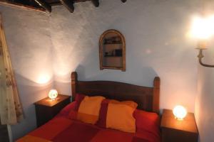 Cama o camas de una habitación en Hamamas