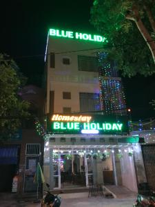 Homestay Blue holiday