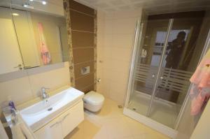 Ванная комната в Vesta Garden