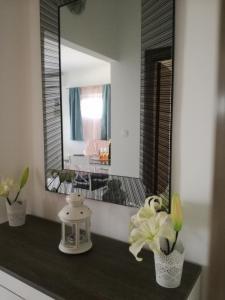 Kupaonica u objektu Apartman Barisic