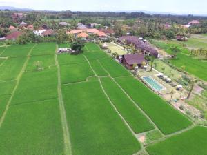 Vista aèria de Adil Villa & Resort