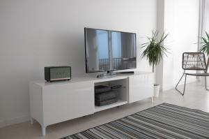 A television and/or entertainment center at Ocean View Suite