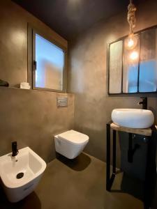 A bathroom at Barcelona Villa Luxury & SPA