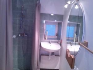 A bathroom at Le Massanous