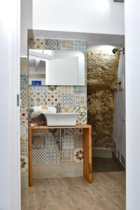 Ein Badezimmer in der Unterkunft Mezzomar Luxury Qasba