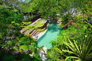 A view of the pool at Villas Sur Mer or nearby