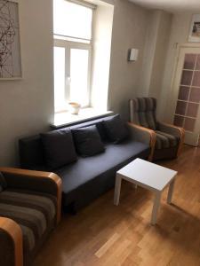 Istumisnurk majutusasutuses Amazing apartment in heart of Tallinn old town