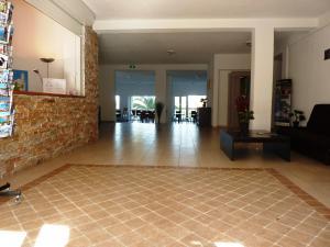 Lobby/Rezeption in der Unterkunft Adonis Saint Florent