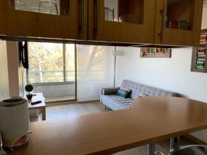Zona de estar de Selma Apartment