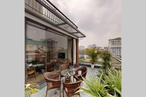 Pandora Luxury Rooftop Apartment