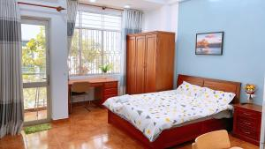 ROOMS WITH FURNISHED AND FULLY NATURAL LIGHT IN D1
