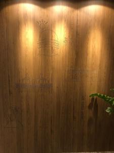 A bathroom at Flat Mercure 1401 Vista do Mar