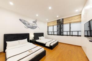 The Cranes' Home - Scandinavian Double Room