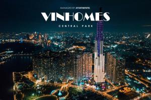 Luxury Apartmentel- Vinhomes Central Park
