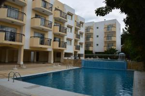 The swimming pool at or near Mariela Hotel Apartments