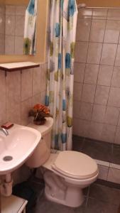 A bathroom at Kanata Properties 2