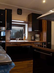 Küche/Küchenzeile in der Unterkunft Appartement Seidner Achleit 30, Angerberg