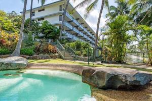 The swimming pool at or near Frangipani 104 - Hamilton Island