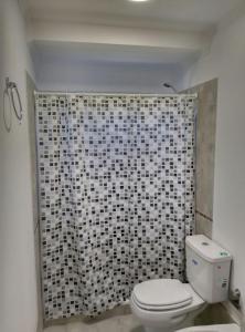 Un baño de Aluminé
