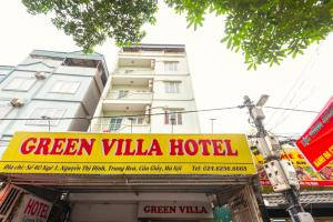 OYO 1073 Green Villa Hotel