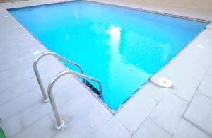 The swimming pool at or near AL MARSA