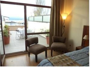 Un lugar para sentarse en Bariloche Downtown 2