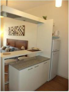 Una cocina o kitchenette en Bariloche Downtown 2