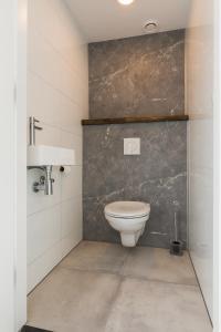 Een badkamer bij Appartementen Parkzicht