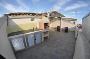 Balcone o terrazza di Casa Vacanze Sogno Siciliano