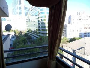 Un balcón o terraza de Costanera Center Apartment