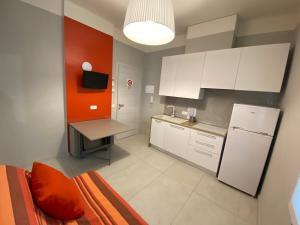Cucina o angolo cottura di Victoria Apartments