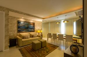 A seating area at Dream Home Maceio