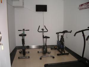 Gimnasio o instalaciones de fitness de Complejo Rural Lifara