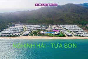 Resort cao cấp Oceanami Villa & Beach Long Hải