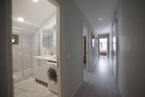 Ванная комната в Konak Çırağan Private Flats & Suites