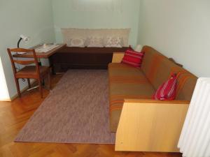 Posedenie v ubytovaní Csányi vendégház