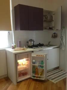 A kitchen or kitchenette at White House