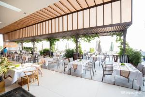 Ресторан / где поесть в Villa Terra Private in Cliff Resort
