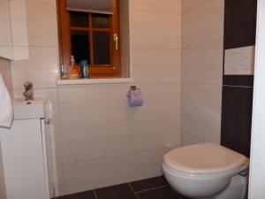 Ein Badezimmer in der Unterkunft Ferienhaus Göstling