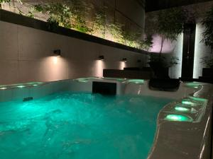 The swimming pool at or near 47 Luxury Suites