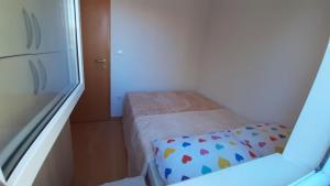 Postel nebo postele na pokoji v ubytování Apartments Puky Dreams
