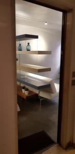 Salle de bains dans l'établissement Regina Vittoria Frezzeria