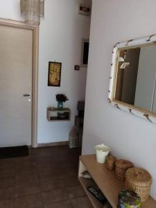 Ένα μπάνιο στο Studios Katerina