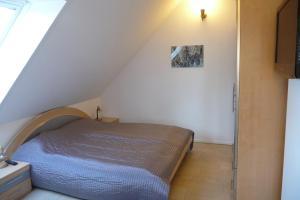 Ein Bett oder Betten in einem Zimmer der Unterkunft Flat39