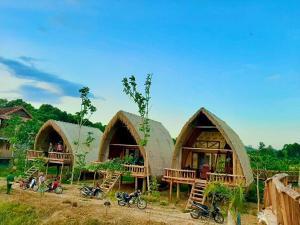 Rice straw Green lodge- resort