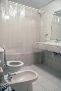 حمام في Basma Residence Hotel Apartments