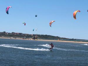 Windsurfen in der Ferienwohnung oder in der Nähe