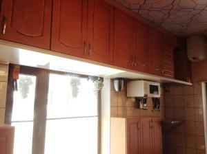 A kitchen or kitchenette at Zīdu Kolns