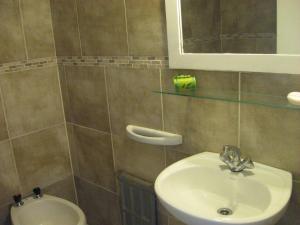 Un baño de Apartamento Bariloche Center