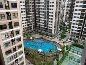 Stylish 2 bedroom apartment in Ocean Park Vinhomes